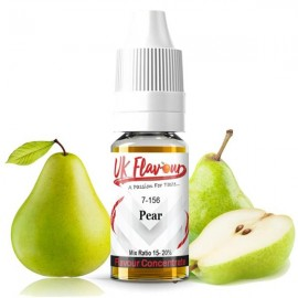 UK Flavour Fruits Range Concentrate 0mg 30ml (Mix Ratio 15-20%) - Buy 1 Get 1 Free! - Flavour: Pear