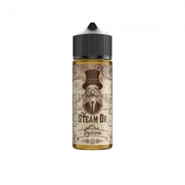 The Steam DR 100ml Shortfill 0mg (70VG/30VG) - Flavour: Dystopia