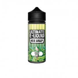 Ultimate E-liquid Ice Lolly by Ultimate Puff 100ml Shortfill 0mg (70VG/30PG) - Flavour: Twist It