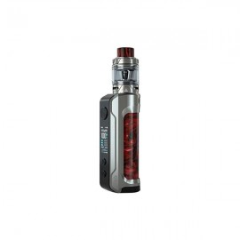 OBS Engine 100W Vape Kit - Style: SS Ruby Red