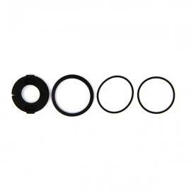 Uwell Valyrian 2 Pro Silicone O-Rings - Color: Black