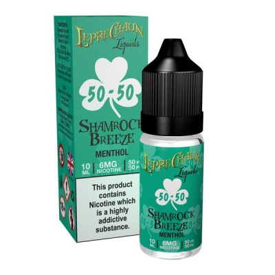 Leprechaun Liquids - 10ml - Shamrock Breeze