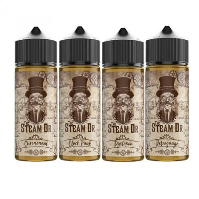 The Steam DR 100ml Short Fill