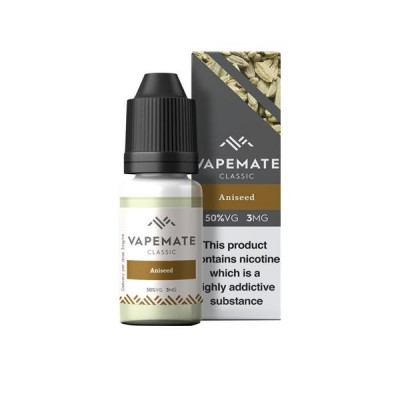 Vapemate Classic - 10ml - Aniseed