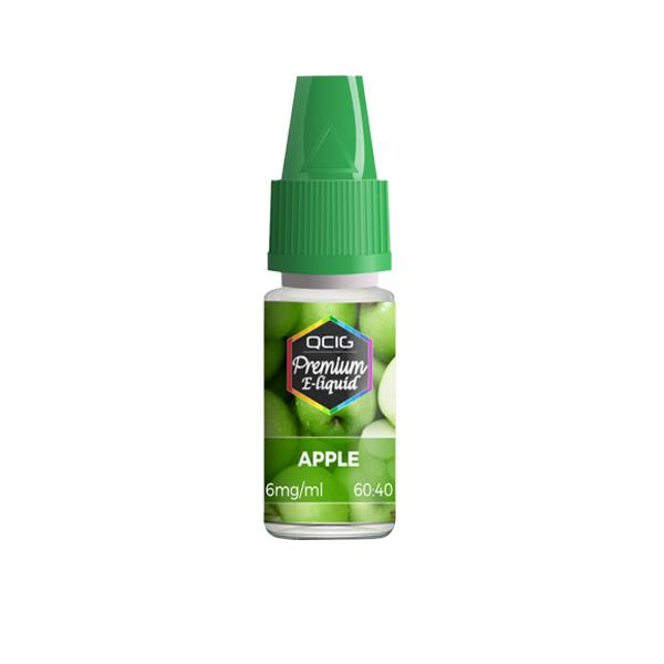 QCig Premium - 10ml - Apple