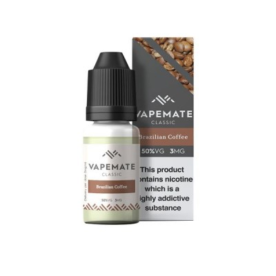 Vapemate Classic - 10ml - Brazilian Coffee