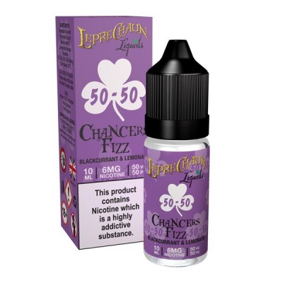 Leprechaun Liquids - 10ml - Chancers Fizz
