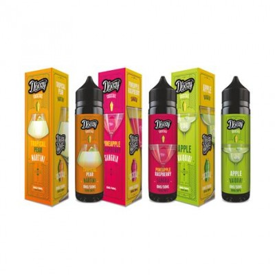 Doozy Vape Co Cocktail Collection 50ml Short Fill