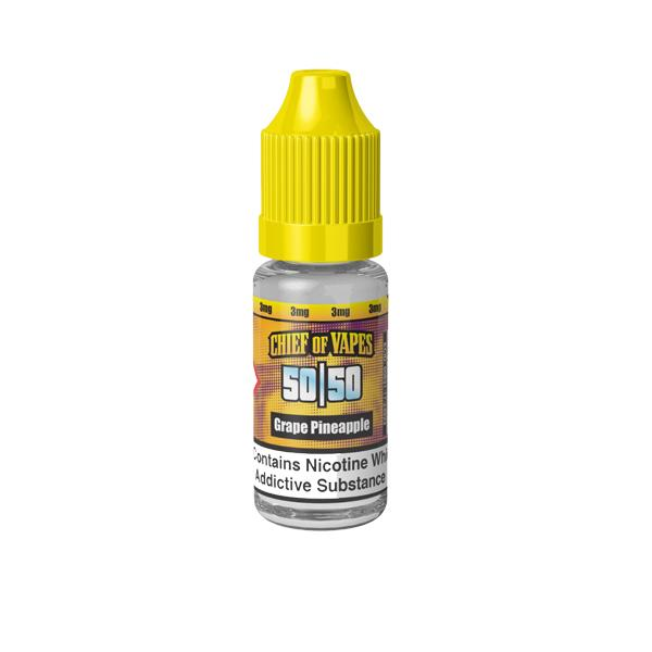 Chief of Vapes 10ml - Grape Pineapple