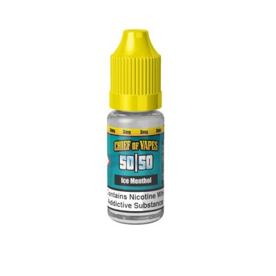 Chief of Vapes 10ml - Ice Menthol