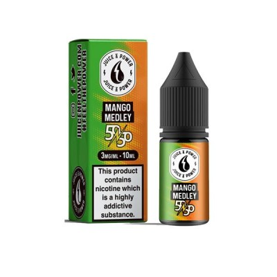 Juice N' Power 10ml - Mango Medley