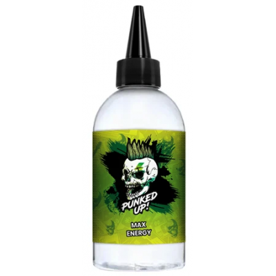 Punked Up! 200ml - Max Energy
