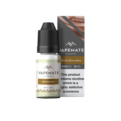 Vapemate Classic - 10ml - Milk Chocolate