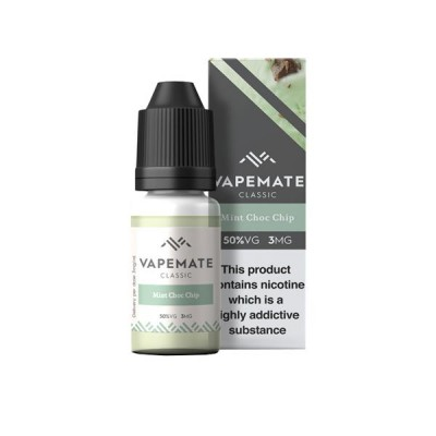 Vapemate Classic - 10ml - Mint Choc Chip