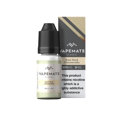 Vapemate Classic - 10ml - New York Cheesecake