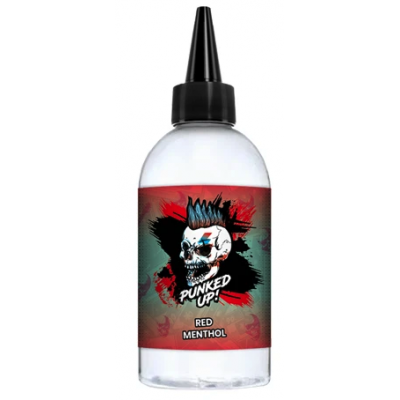 Punked Up! 200ml - Red Menthol