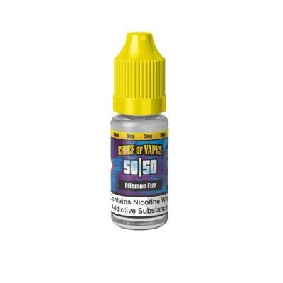 Chief of Vapes 10ml - Rilemon Fizz