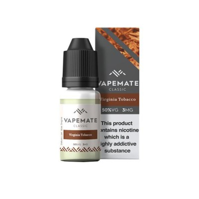Vapemate Classic - 10ml - Virginia Tobacco
