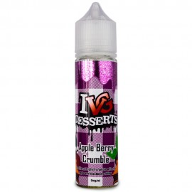 I VG After Dinner Series Apple Berry Crumble 50ml E-Liquid