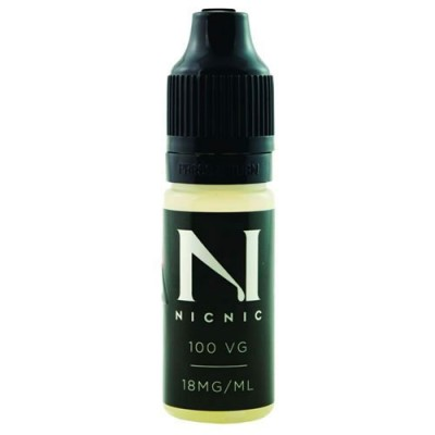 Nic Nic Nicotine Shot 18mg 100VG 10ml