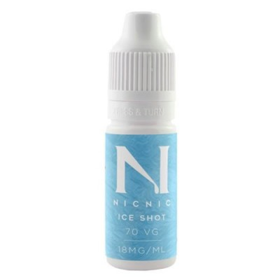 Nic Nic Nicotine ICE Shot 18mg