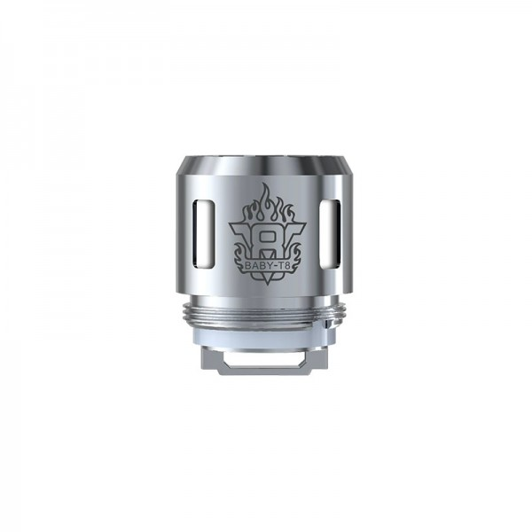 SMOK TFV8 Baby Coils T8 Core 0.15ohm - 5 Pack